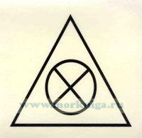 Знак ИМО. Дистанционное отключение вентиляции (192)