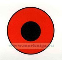 Знак ИМО. Кнопка включения пожарной сигнализации (116)