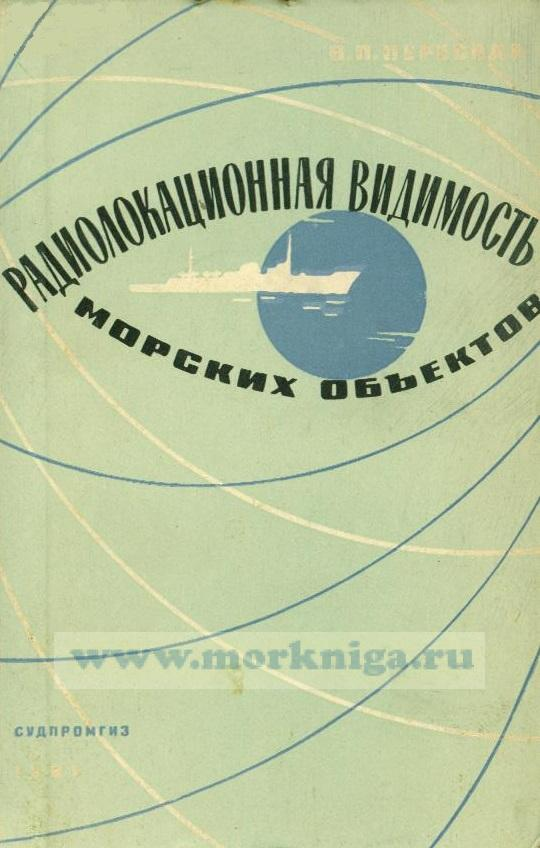 Радиолокационная видимость морских объектов
