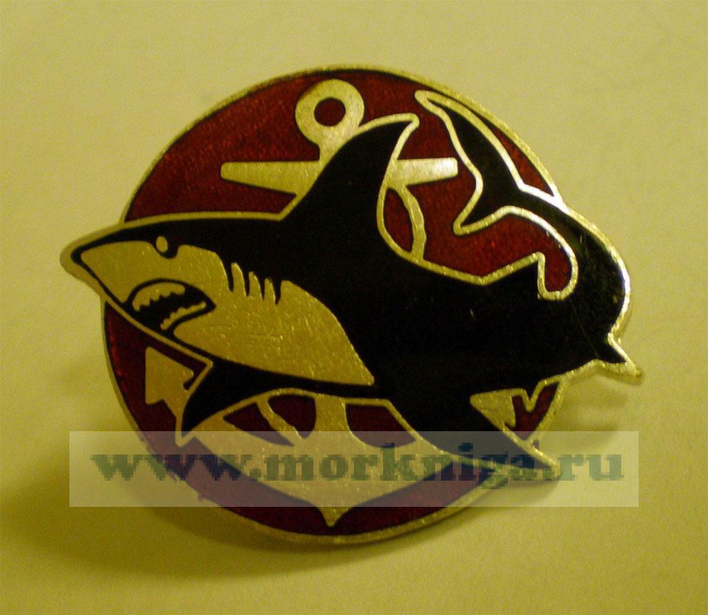 """Нагрудный знак """"Морской спецназ"""" (акула)"""