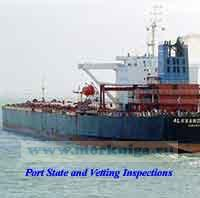 CD Port state and Vetting Inspections