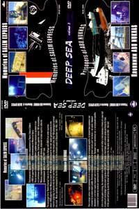 DVD Deep Sea Volime 3. Memories of Salem Express-Пленники Abu Nukhas