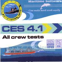 CD CES 4.1. All crew tests