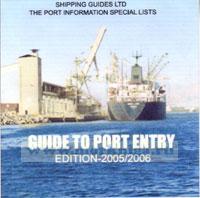 CD Guide Port Entry