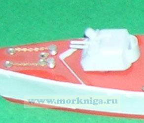 Модель корабля пр. 41