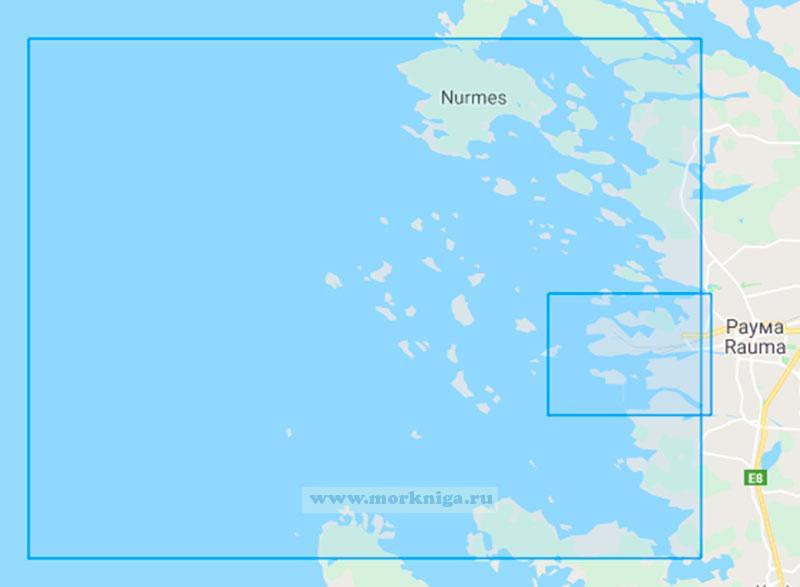 29026 Порт Раума с подходами(Маштаб 1:0)