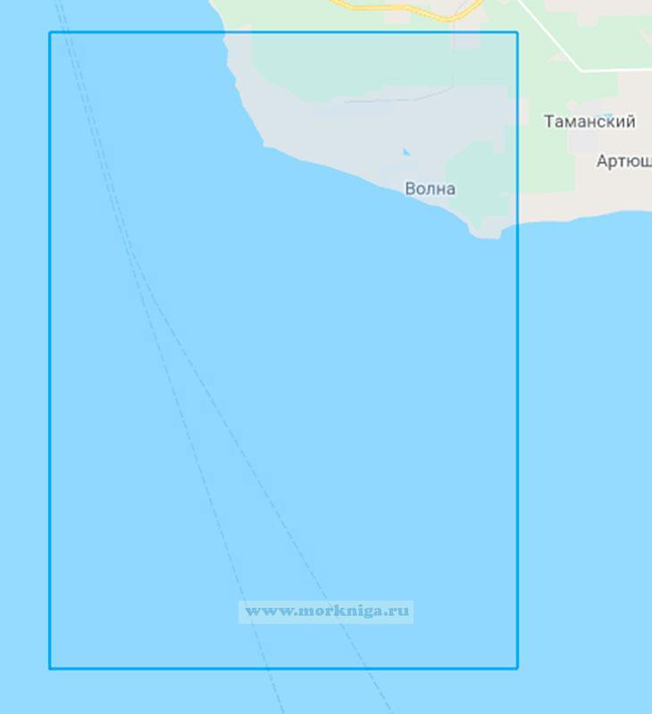 38165 Порт Тамань (Маштаб 1:25000)