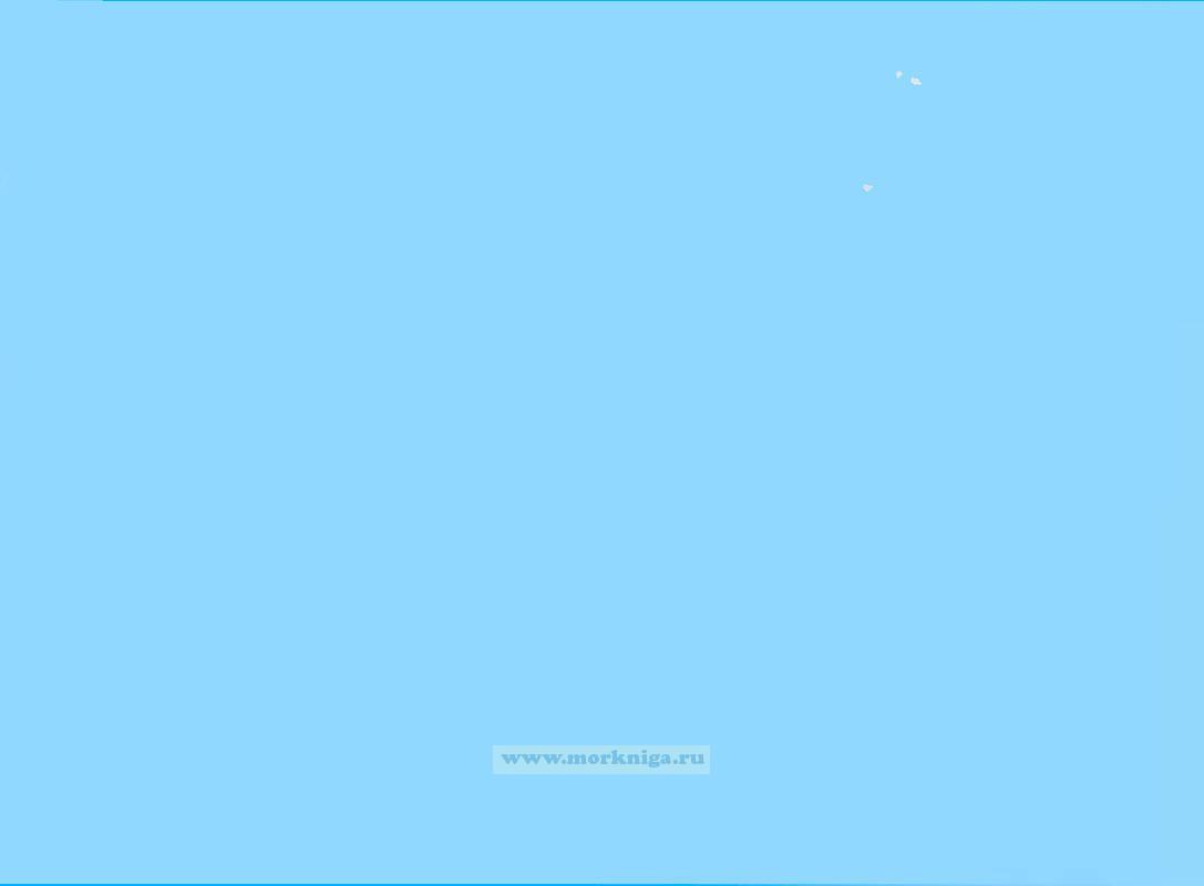 18338 Северная часть морского канала порта Сабетта (Маштаб 1:25000)