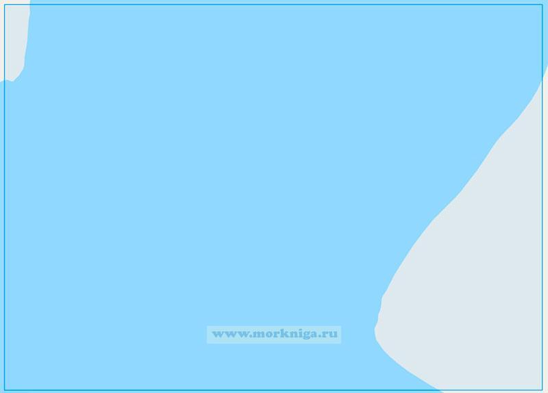 15354 От реки Пародъяха до мыса Хонарасаля (Маштаб 1:50000)