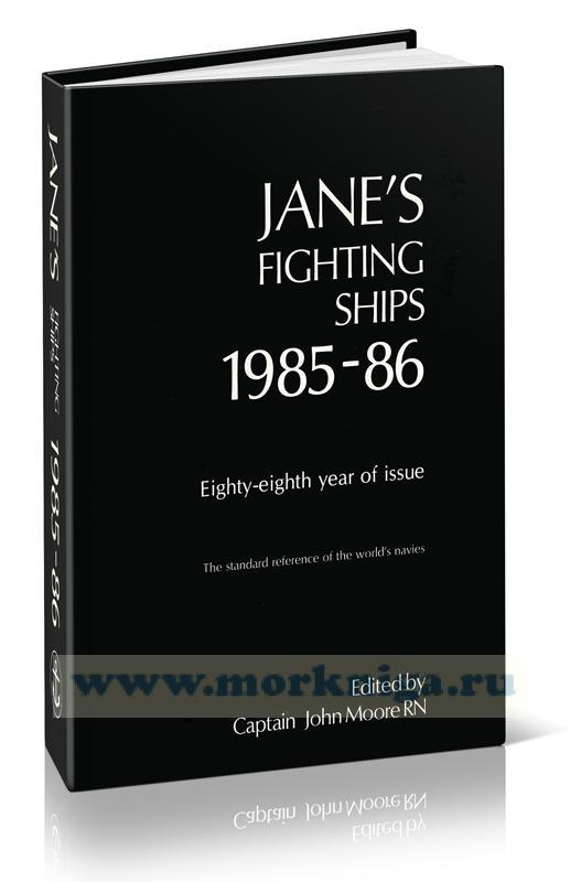 Jane's Fighting Ships. 1985-86