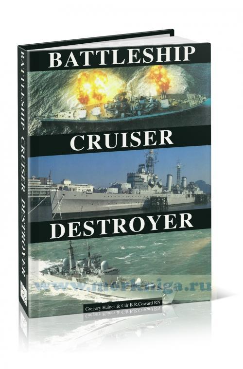 Battleship cruiser destroyer