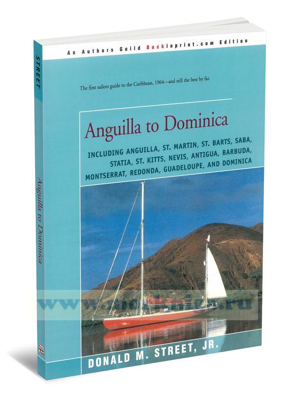 Street's Guide Anguilla to Dominica