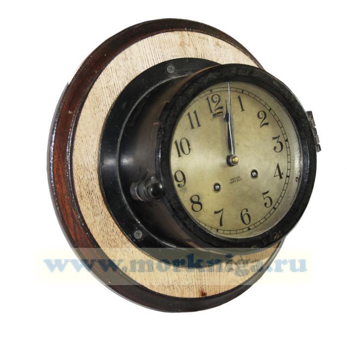 Часы корабельные с боем Chelsea ship's bell clock