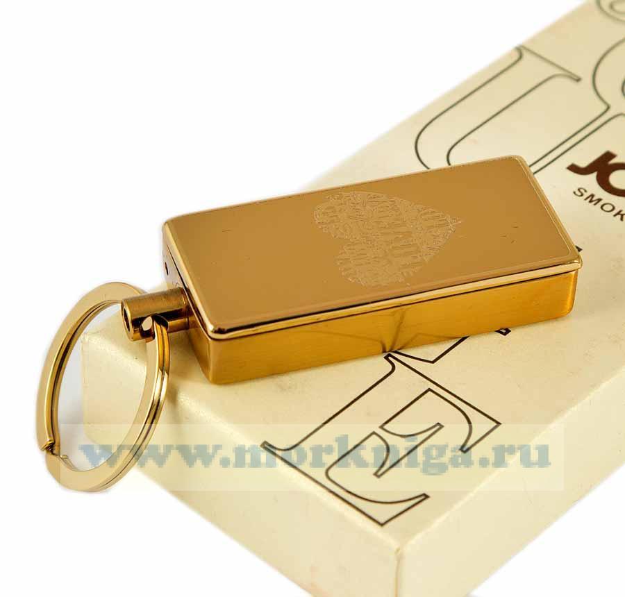 Зажигалка-брелок электронная USB