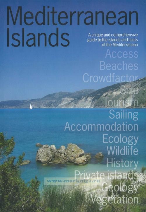 Mediterranean Islands Все острова Средиземноморья: Инфраструктура и особенности