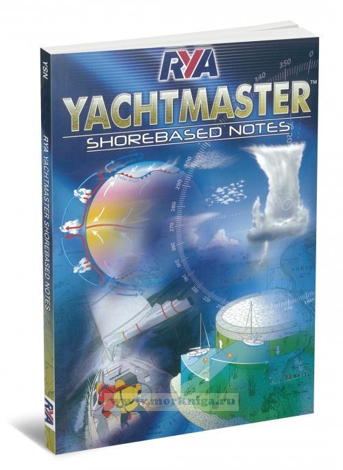 RYA Yachtmaster - Shorebased Notes
