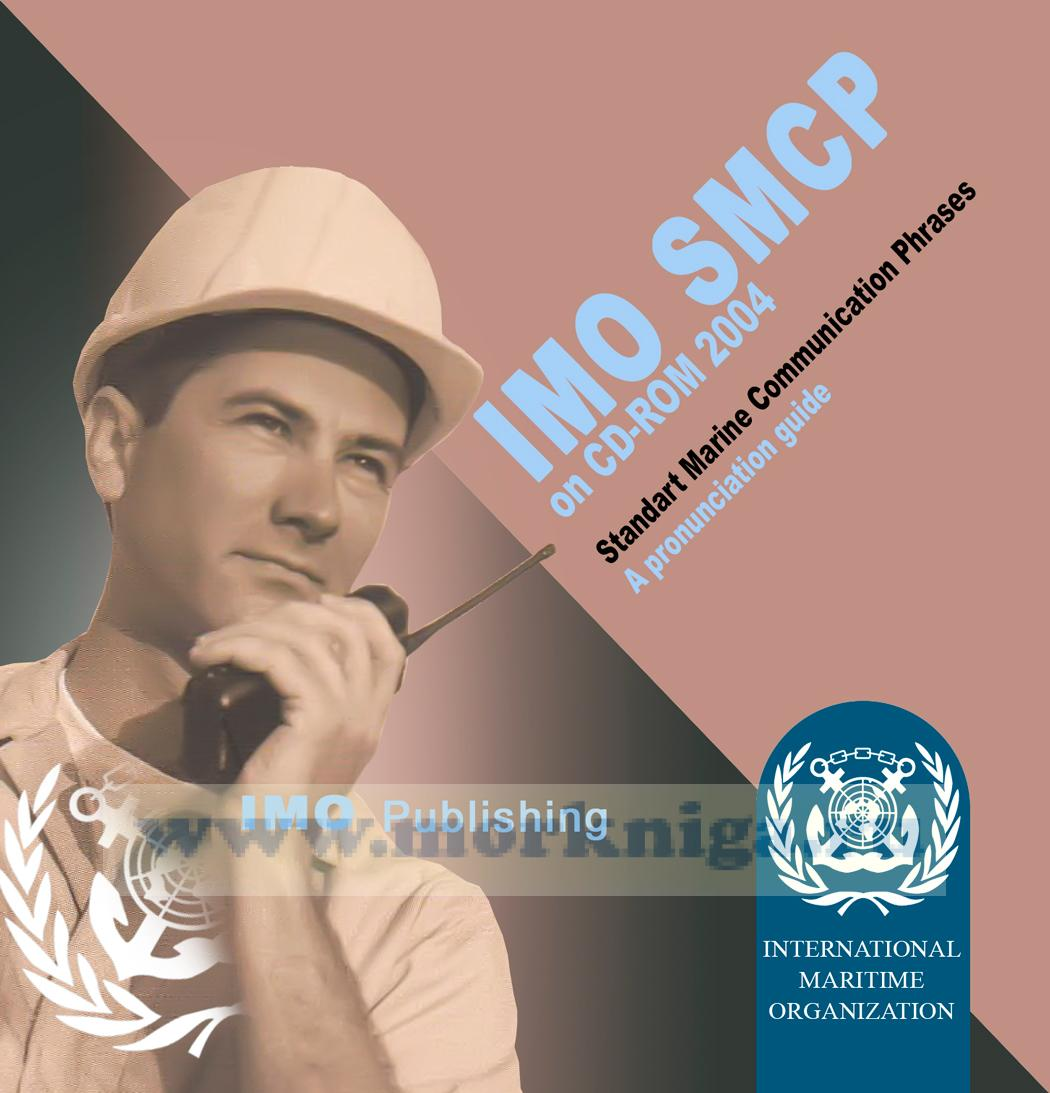 CD IMO SMCP Standart Marine Communication Phrases