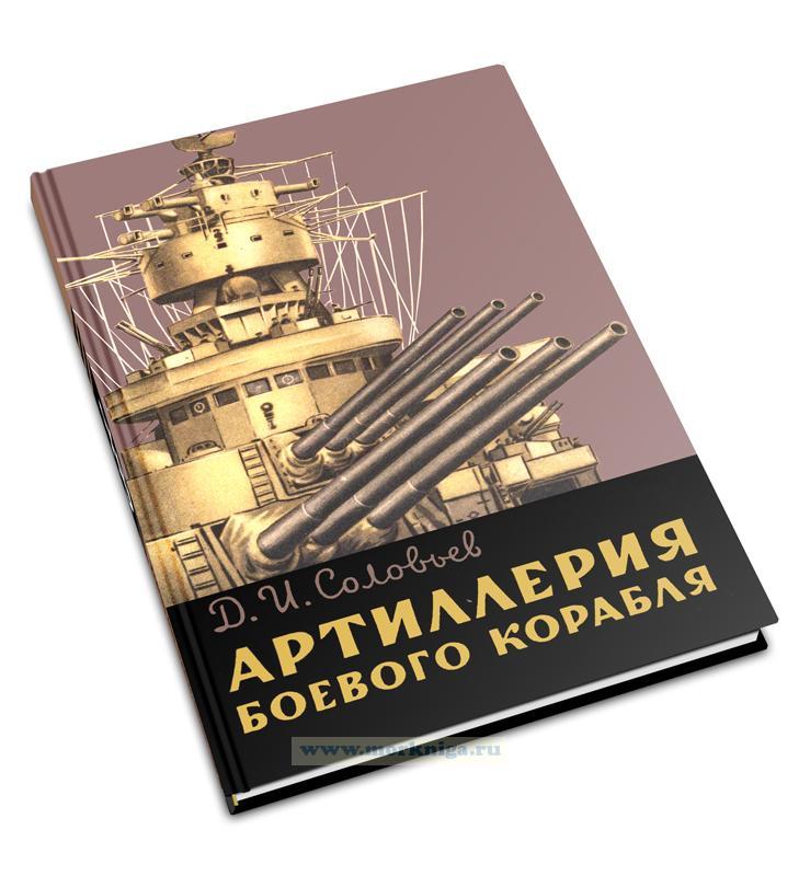 Артиллерия боевого корабля