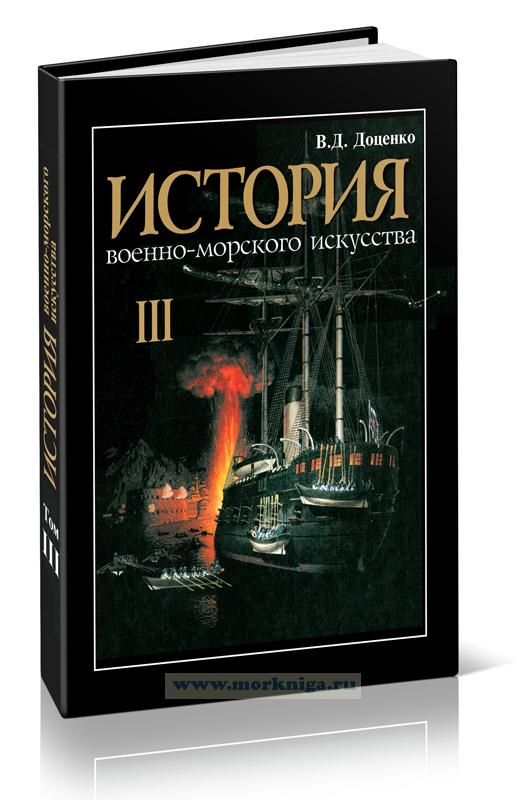 История военно-морского искусства. Том 3. Действия флота против берега