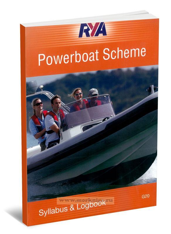 RYA Powerboat Scheme (G20)