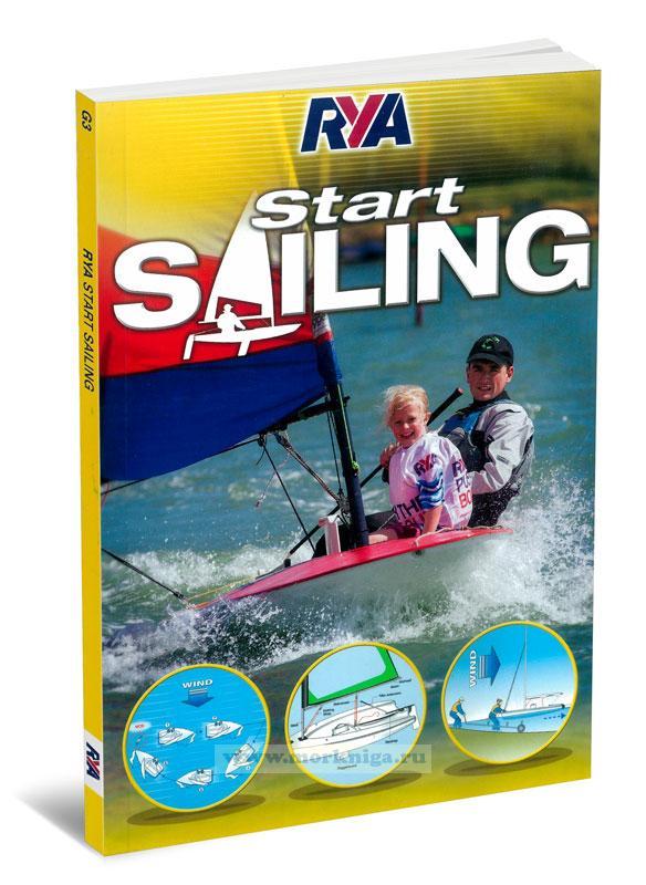 RYA Start Sailing - Beginners Handbook