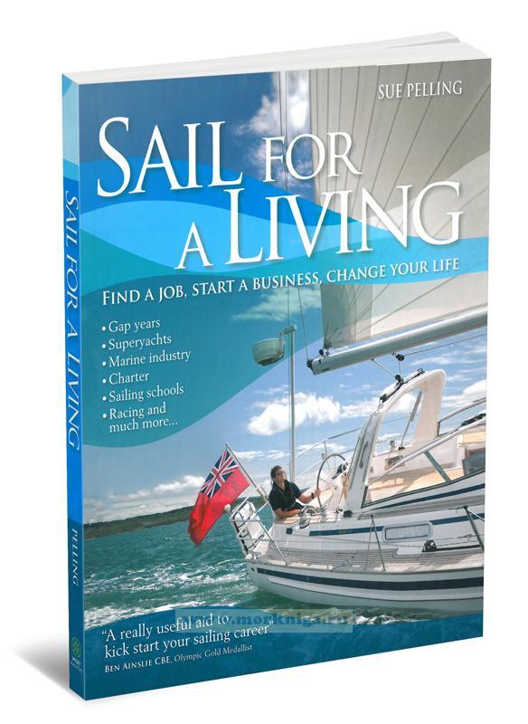 Sail for a living. Find a job, start a business, change your life. Парус, чтобы заработать на жизнь. Найди работу, начни бизнес, измени свою жизнь