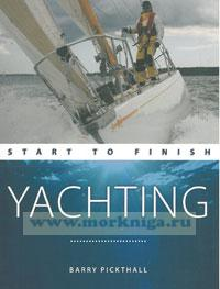 Yachting. Start to finish