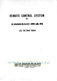 Remote control system for Kasawaki MAN L52/55 Diesel Engine