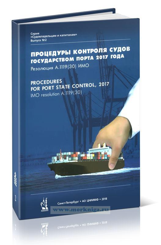 Процедуры контроля судов государством порта