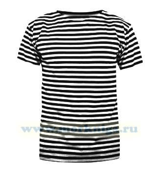Тельняшка-футболка морская (ВМФ)