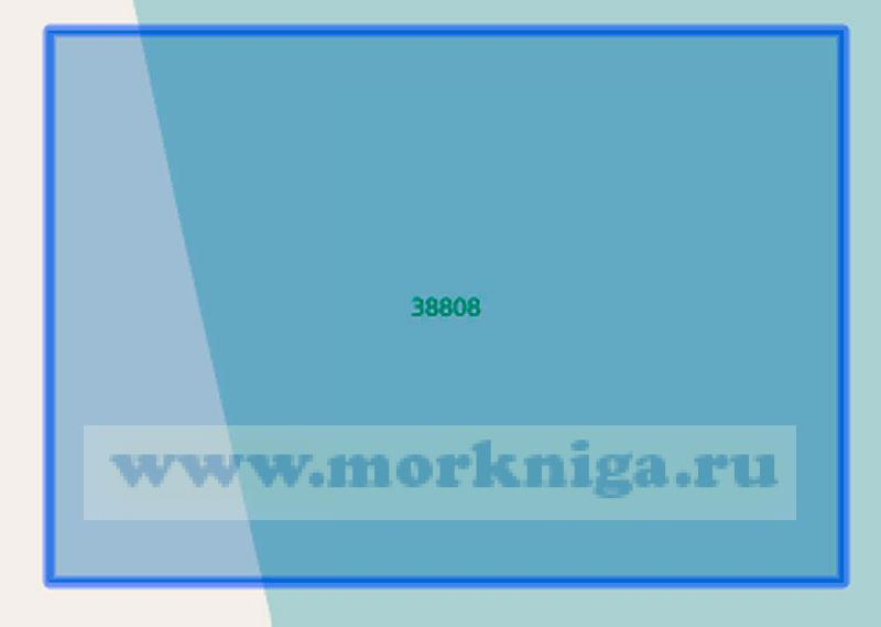 38808 Порт Асу (Масштаб 1:25 000)