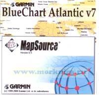 CD Garmin Charts