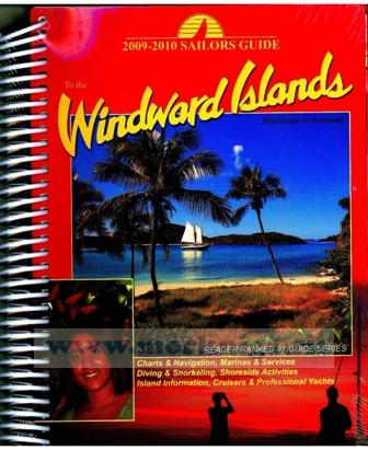 Sailors Guide to Windward Islands 2009/10