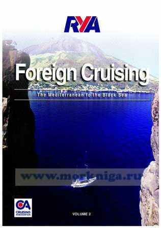 RYA Foreign Cruising Volume 2