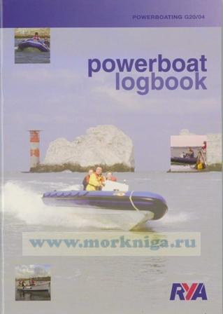RYA PowerBoat LogBook