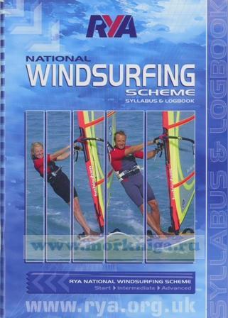 RYA Windsurfing Syllabus & Log Book