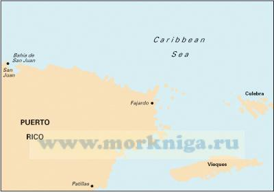 A14 San Juan to Isla de Vieques & Isla de Culebra