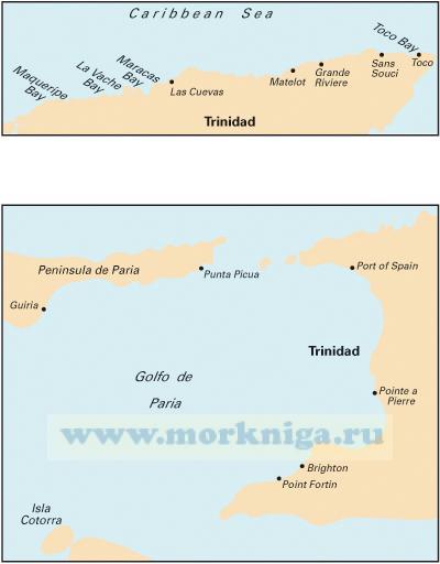 D10 North Coast of Trinidad and Golfo de Paria