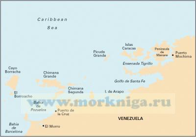 D131 Puerto Mochima to Bahia de Barcelona