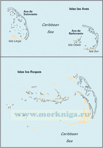 D22 Isla los Roques and Isla de Aves