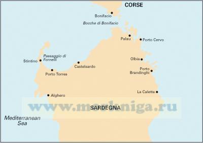 M8 North Sardegna Северная часть Сардинии