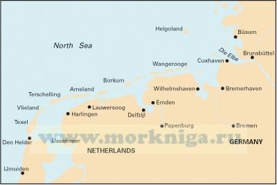C26 IJmuiden to Die Elbe