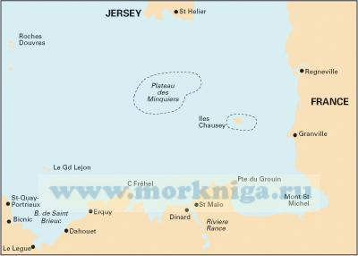 C33B Channel Islands and North Coast of France