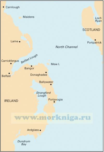 C69 Belfast Lough to Strangford Lough