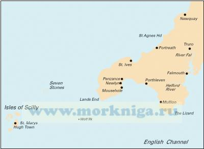 C7 Falmouth to Isles of Scilly & Trevose Head
