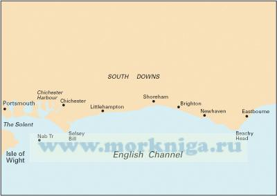 C9 Beachy Head to Isle of Wight