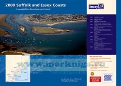 2000 Suffolk and Essex Coast Chart Pack