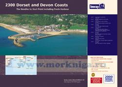 2300 Dorset and Devon Coasts Chart Pack