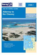 2500.1 Alderney to Iles Chausey