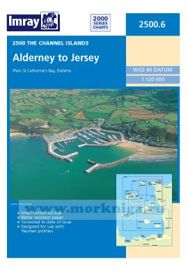 2500.6 Alderney to Jersey